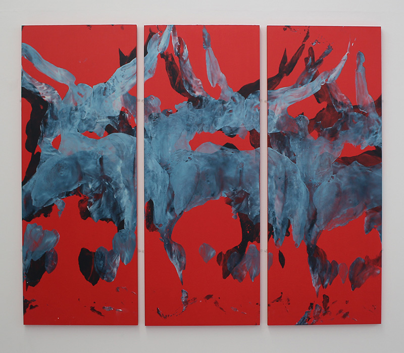 Dasein (Red Triptych)website